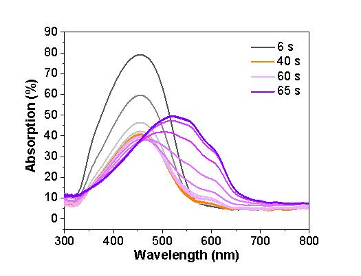 原位动态吸收光谱